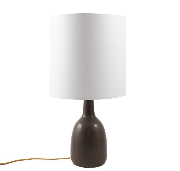 Palhus bordlampe