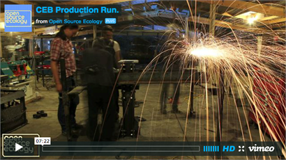 CEB Production Run video