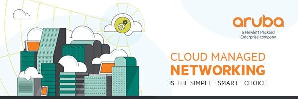 Aruba Cloud Managed Networking
