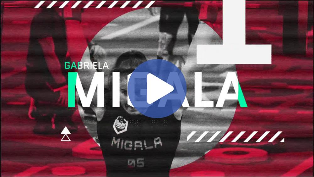 2020 CrossFit Games Preview: Women's Dark Horse -- Gabi Migala