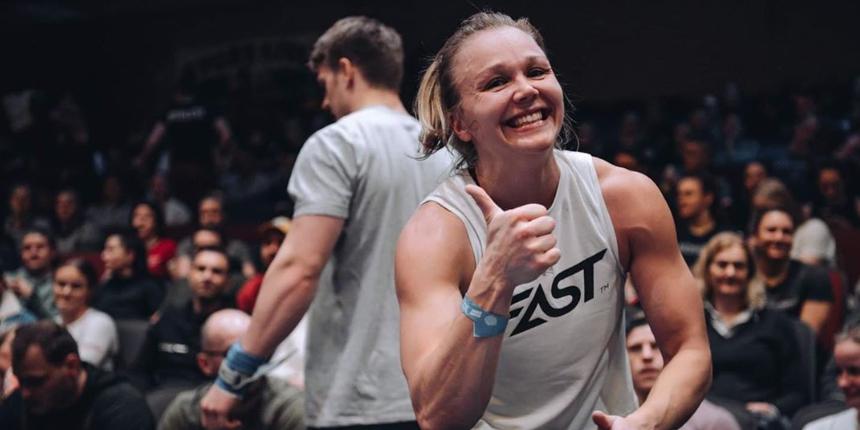 Sanna Venäläinen: Hope and Hard Work Pays Off for Finnish Rookie
