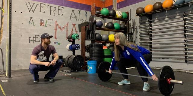 Kristin Harding: How CrossFit Increased her Bone Density