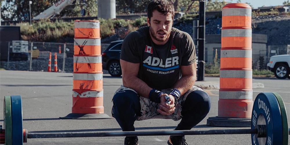 Consistency Pays Off for CrossFit Games Finals Qualifier Jeffrey Adler