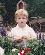 Photo: Tyler age 3 years