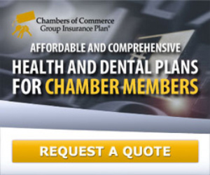 Ad: Chambers of Commerce Group Insurance Plan