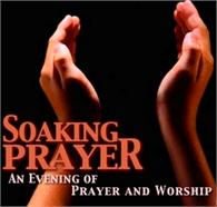 Soaking Prayer: An Evening of Prayer & Worship