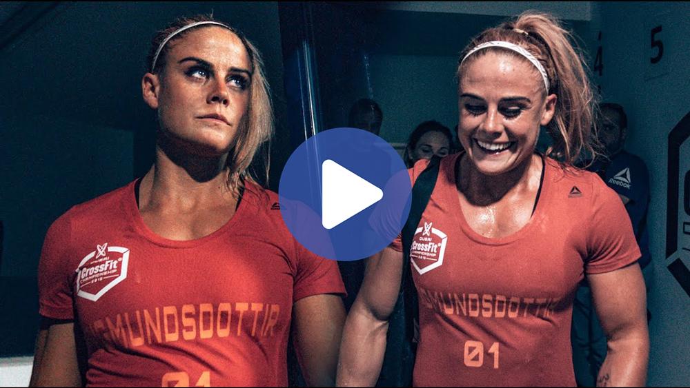 CrossFit Games Update: Catching Up with Sara Sigmundsdottir