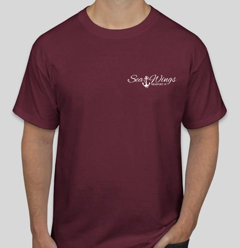 Sea Wings t-shirt