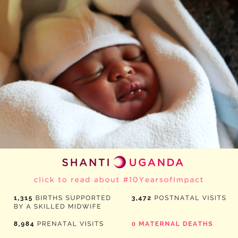 Shanti Uganda's blog: 10 years of impact
