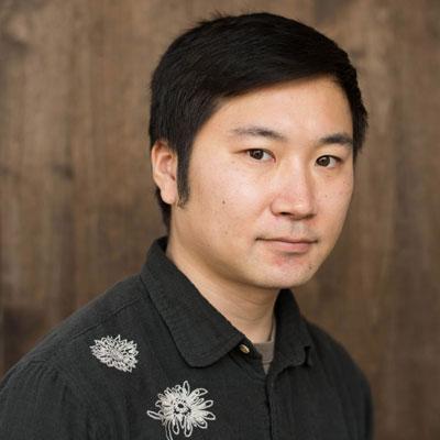 Portrait Toshi Omagari
