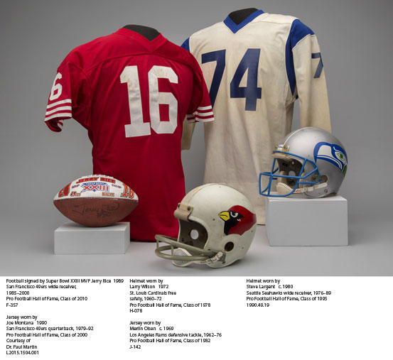 The Nation's Game:  The NFL From Pro Football to Hall of Fame