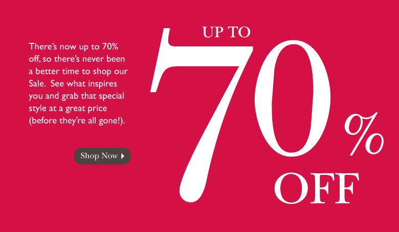 Up to 70% off in the Shoon sale