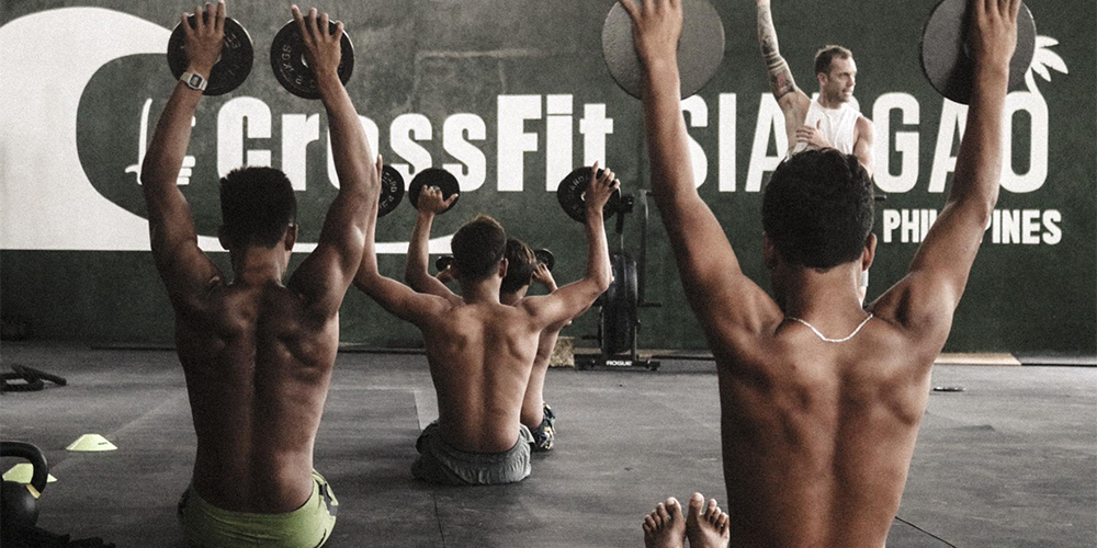 Giving Back to Build a Stronger Island: CrossFit Siargao