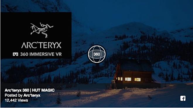 Hut Magic - Arc'teryx 360 video