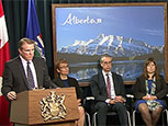 "Government of Alberta says ""Let's Talk Royalties"""