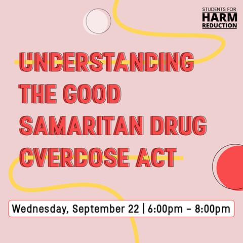 Understanding the Good Samaritan Drug Overdose Act