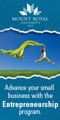 Advance your small business with the Entrepreneurship program.