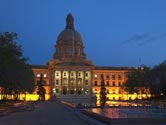 Chamber holds second Advocacy Day at Alberta Legislature