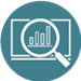 Analyses andevaluations icon