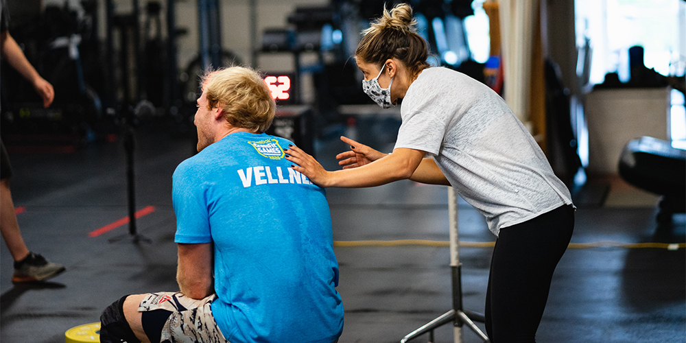 """Michele Letendre: Technician, """"Mama Bear,"""" and CrossFit Games Podium-Creating Coach"""