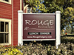 An inside look at Rouge Restaurant