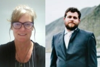 Lynda Edwardson, Asher Wilson-Goldman
