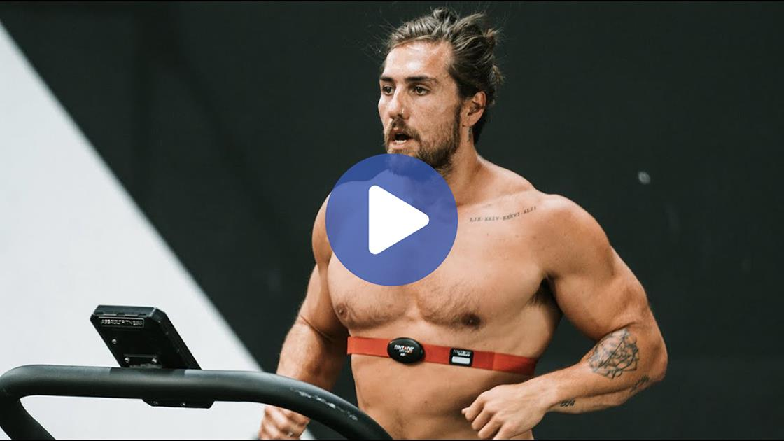 CrossFit Games Update: Catching Up with Khan Porter