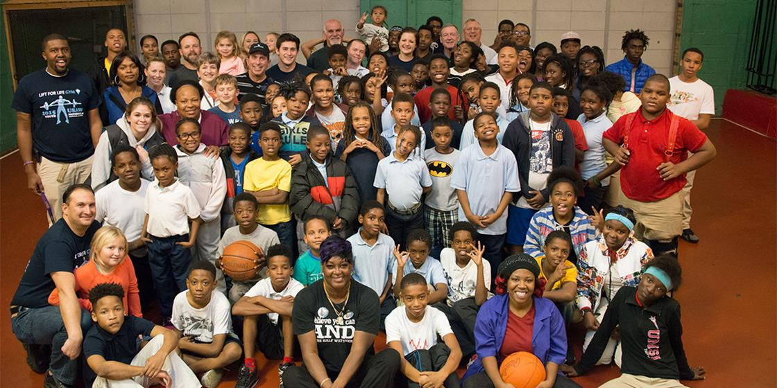 Lift For Life Gym: Helping Underprivileged Youth in St. Louis Since 1988