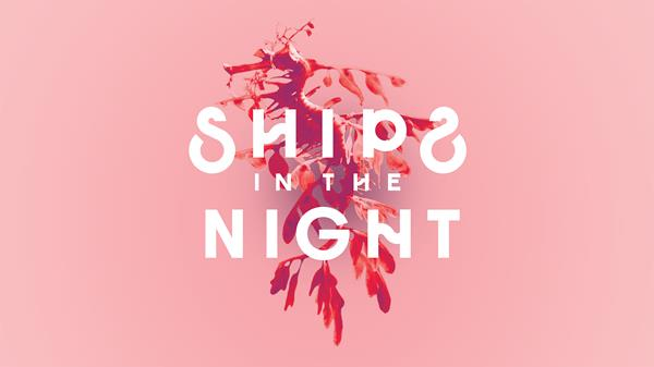 Ships in the Night, image by Mark Wahlsten
