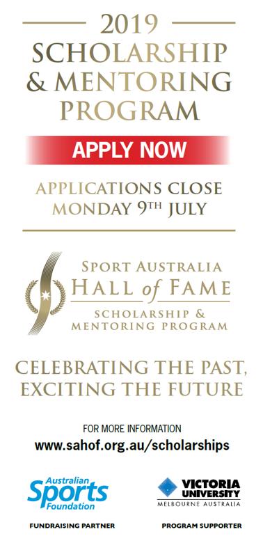 2019 Scholarship & Mentoring Program