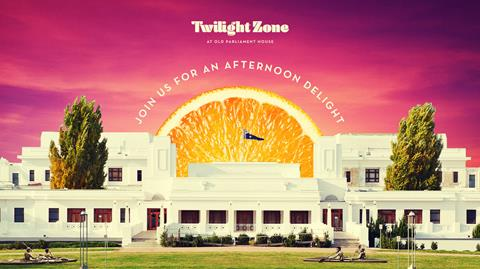 Twilight Zone at Old Parliament House