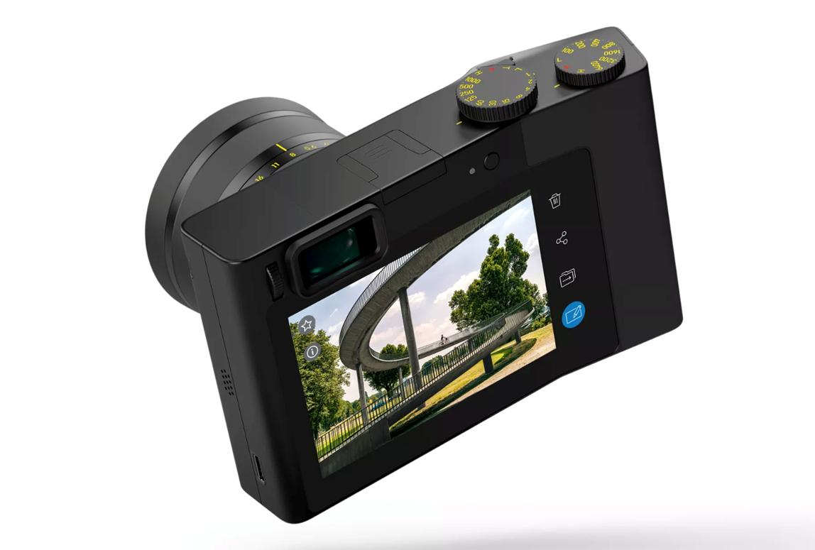 ZX1 camera