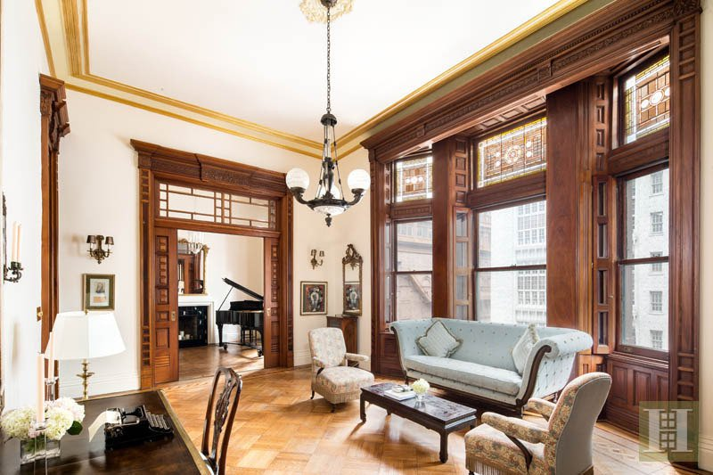 Jessica Chastain Snags a Gorgeous Osborne Co-op Once Owned by Leonard Bernstein