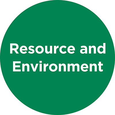 Resource and Environment Policy Logo