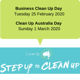 Business Clean Up Day