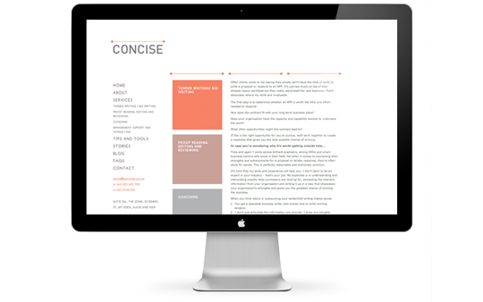 Concise Communications
