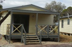 BIG4 Port Willunga Tourist Park Cabin