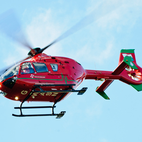 Image of WAA helimed, Cooke & Arkwright