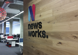 News Works have moved