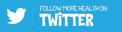 Follow MORE HEALTH on Twitter