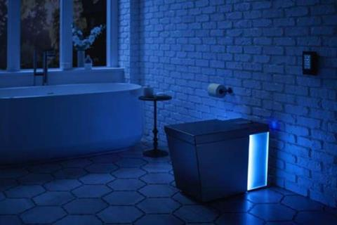 IoT data collection in the bathroom