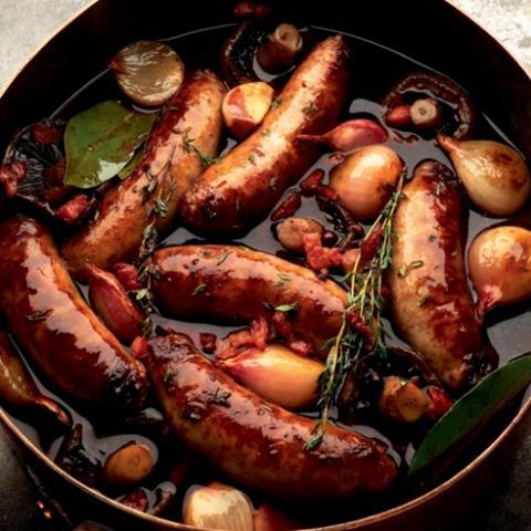 Cara Venison Sausages