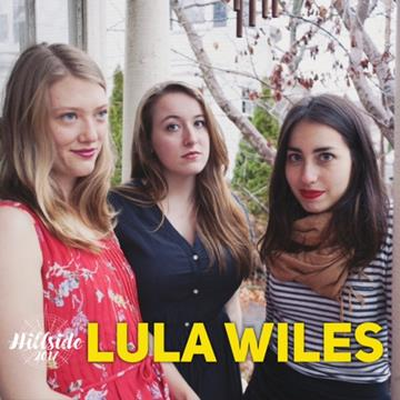 edit of trio band Lula Wiles