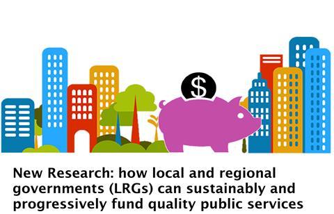 La justicia fiscal y las ciudades inclusivas para la nueva agenda urbana