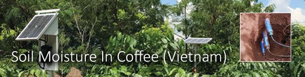 Soil Moisture in Coffee