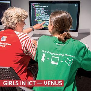 The Girls in ICT — Venus
