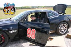 MTI Racing 2010 Camaro runs 200 MPH in the Texas Mile 2011 news