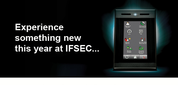 Experience something new at Ifsec