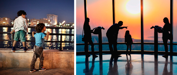 Must-see places in Dubai