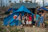 Families affected by Typhoon Haiyan in 2013 live in temporary tents. Climate change is set to drive more people from their homes in the future, but the world is ill prepared to deal with climate migrants, say experts. Image: ADB, CC BY-NC-ND 2.0